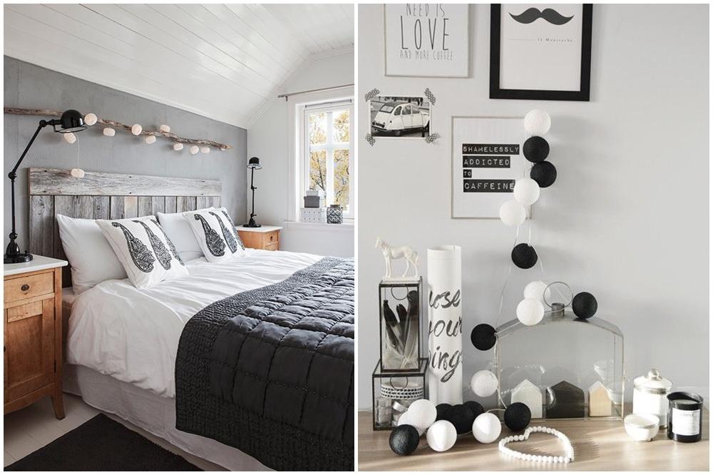 Znalezione obrazy dla zapytania cotton balls bedroom