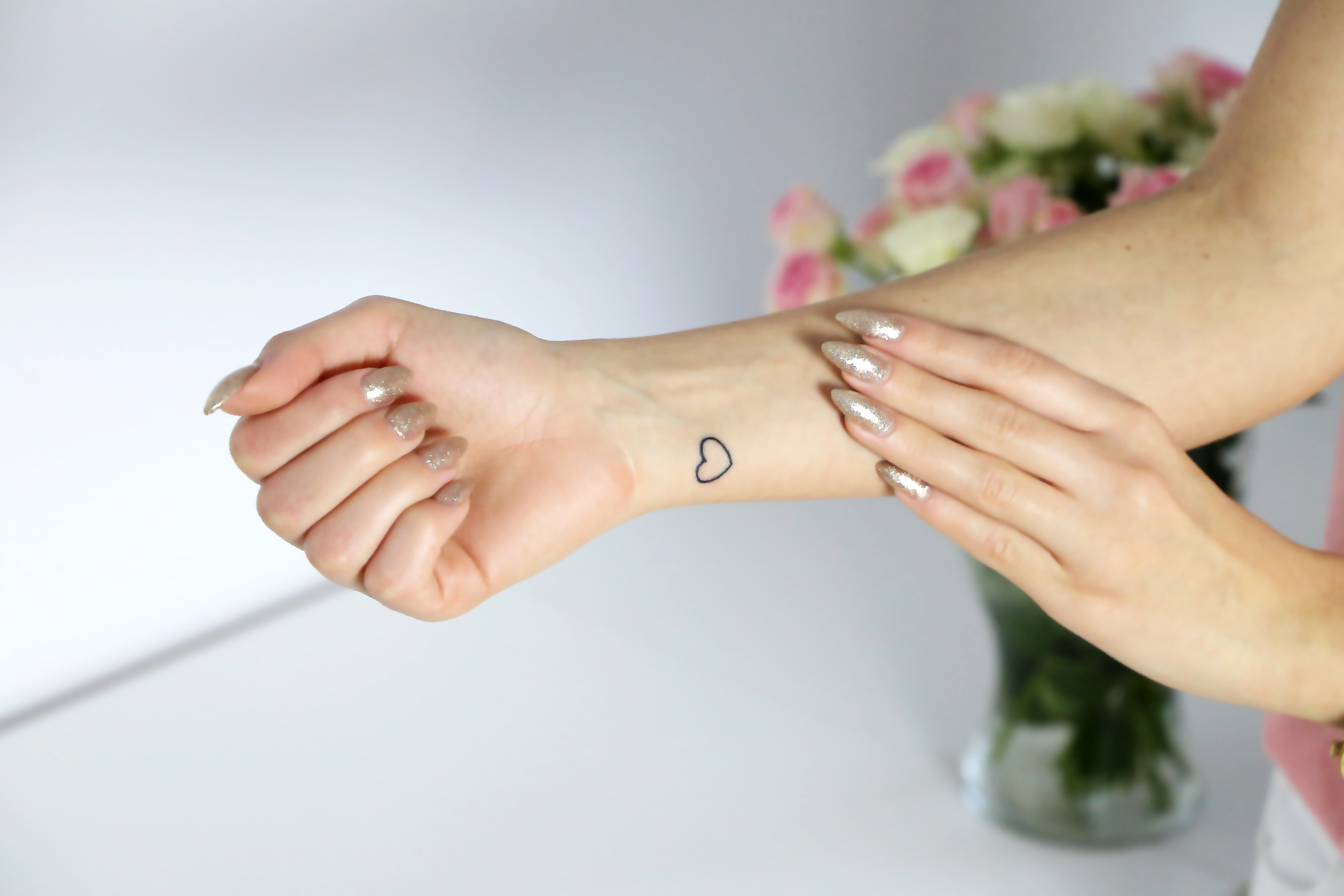 Dwa Nowe Tatuaże Plaamkaa Joanna Kieryk