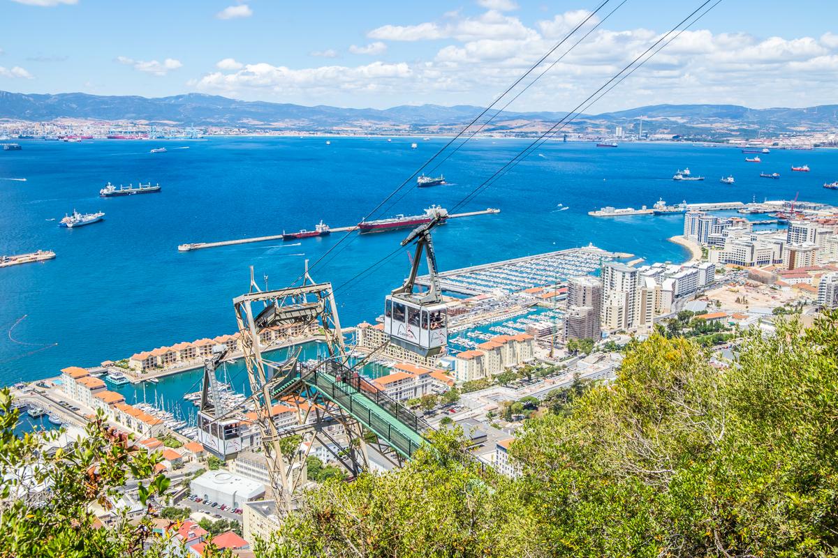 Gibraltar - co zobaczyć