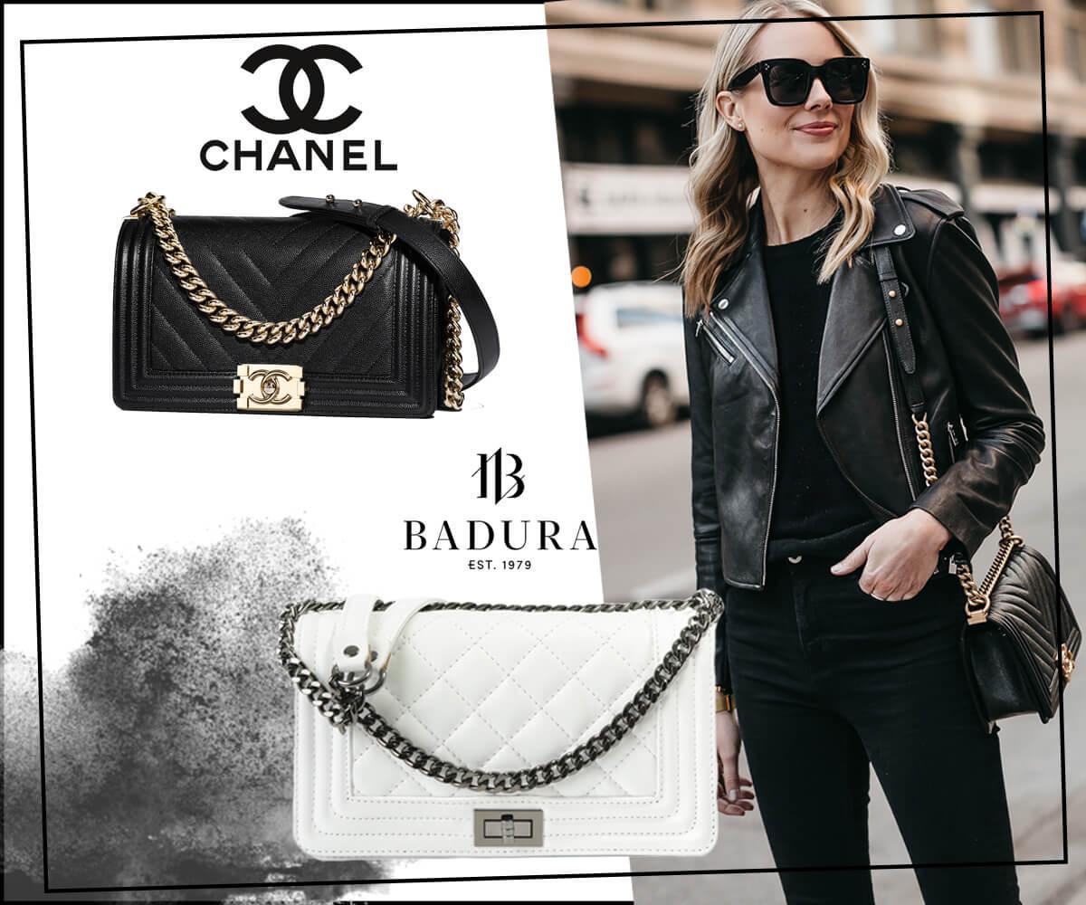 35d8f7671255e Oryginalny model torebki Chanel Boy występuje w wielu różnych kolorach,  lecz bez wątpienia najbardziej ponadczasowym jest ten w odcieniu głębokiej  czerni.