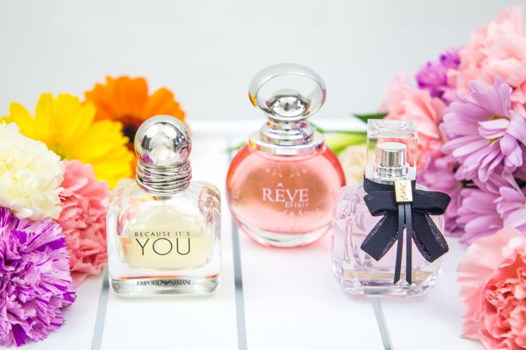 perfumy na wiosnę lato