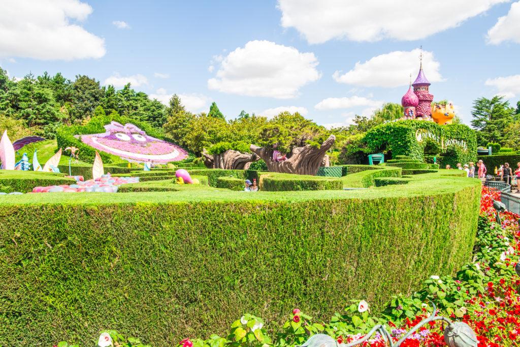 Disneyland Paris atrakcje