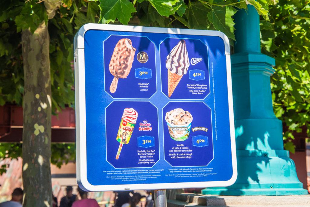 ceny w Disneylandzie