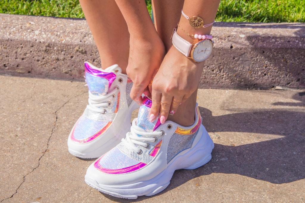 sneakersy deezee