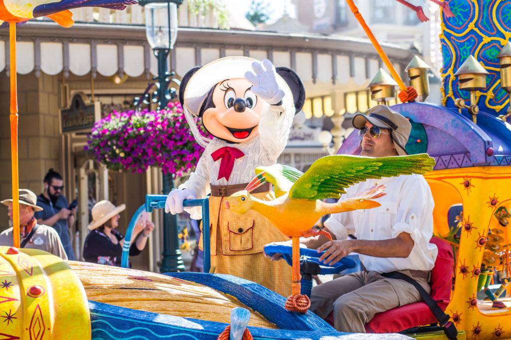 Disneyland Paris - praktyczne informacje