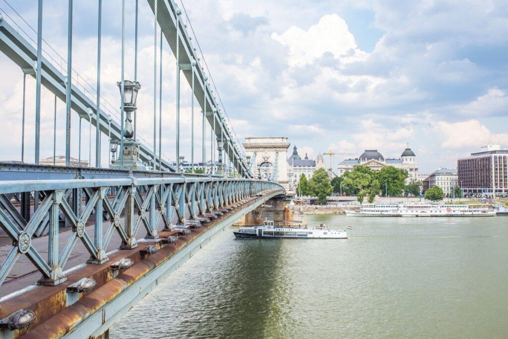 Most Łańcuchowy budapeszt