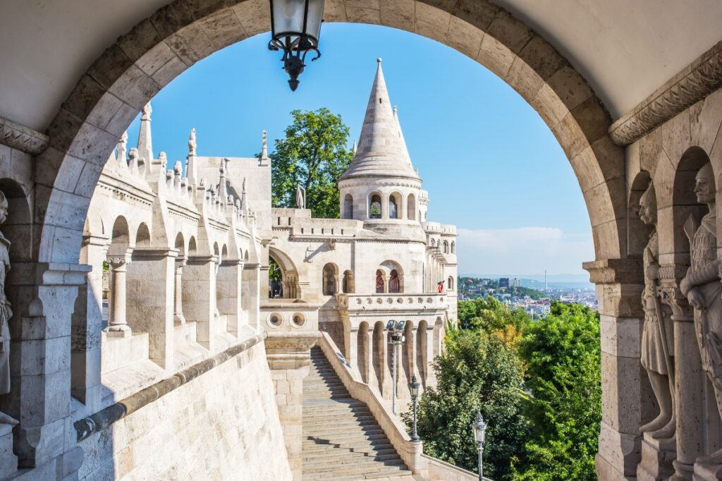 Plac Świętej Trójcy Budapeszt