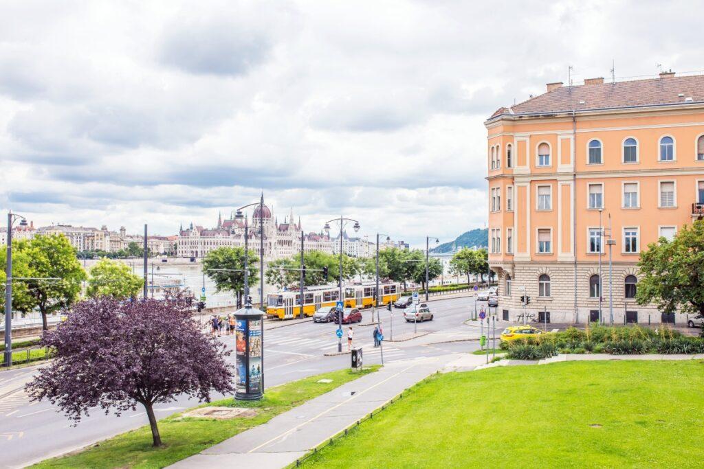Budapeszt w weekend