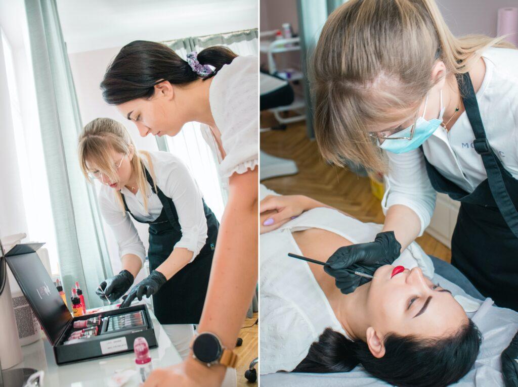 Makijaż permanentny - Rzeszów
